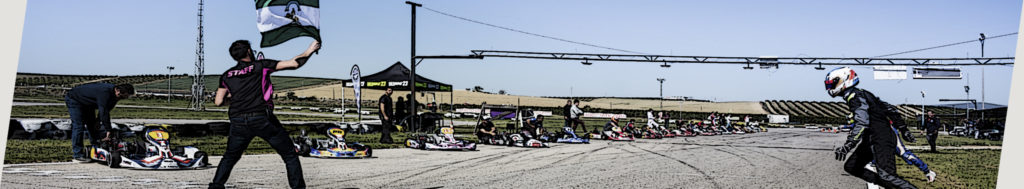 Cabecera trabajar en karting sevilla
