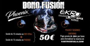 Bono Fusion Karting Sevilla